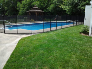 pool safety fence New Hampshire